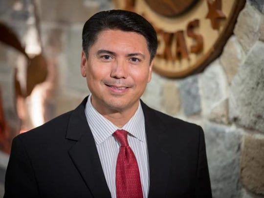 San Angelo City Manager Daniel Valenzuela