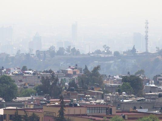 Mexico Pollution Alert