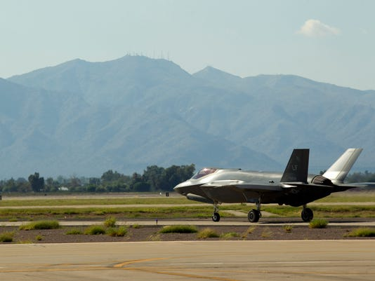 PNI f-35 training center opens at Luke AFB 2