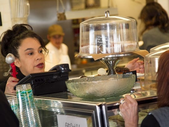 Julie Moreno started Jewel's Bakery and Cafe in 2013