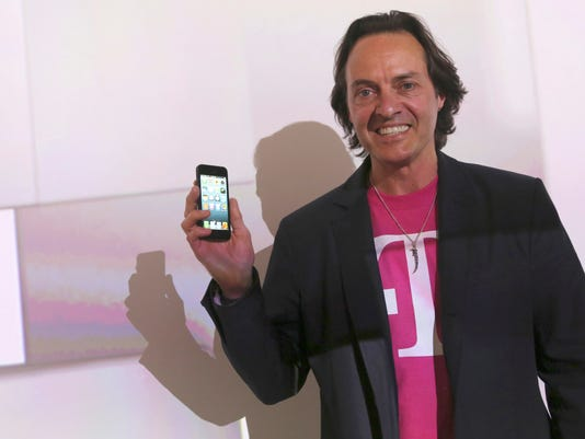 John Legere CEO T-Mobile