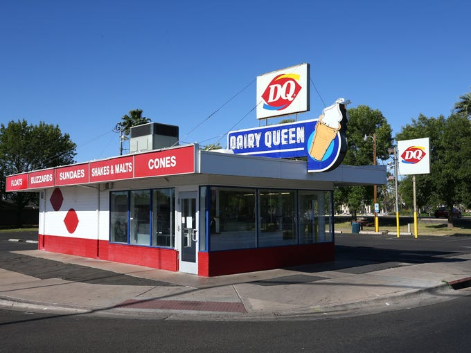 Dairy Queen at 629 E. Main St. has closed on May 4,