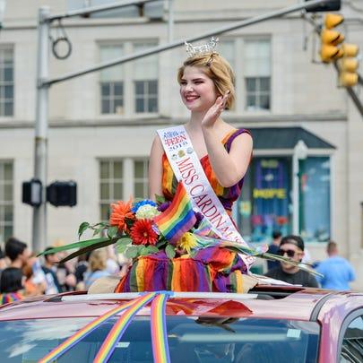 Gwynn Jenkins, Miss America's Outstanding Teen 2018,