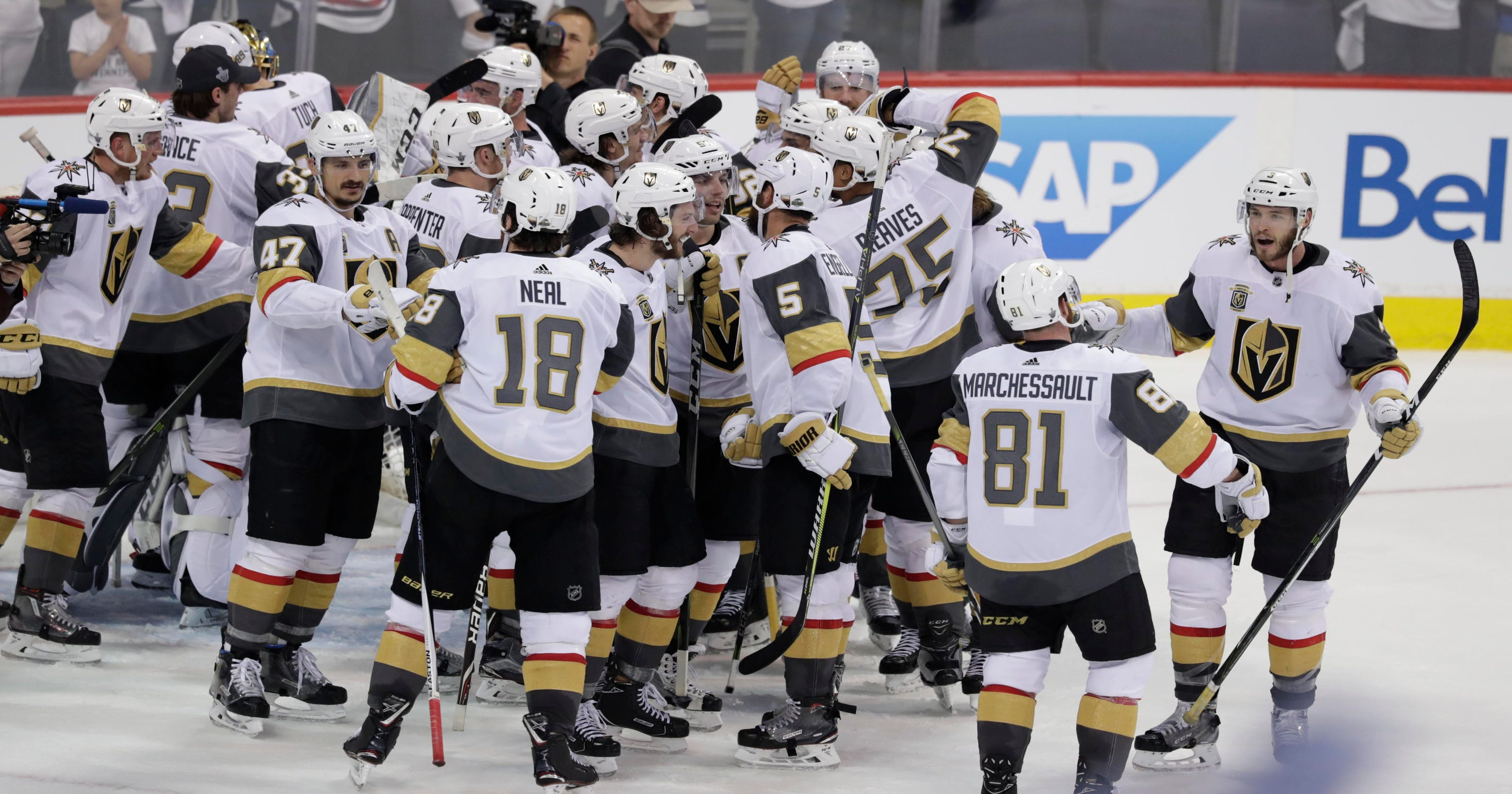 Why are hockey fans bitter about the Golden Knights  run to Stanley Cup  Final  754598af5