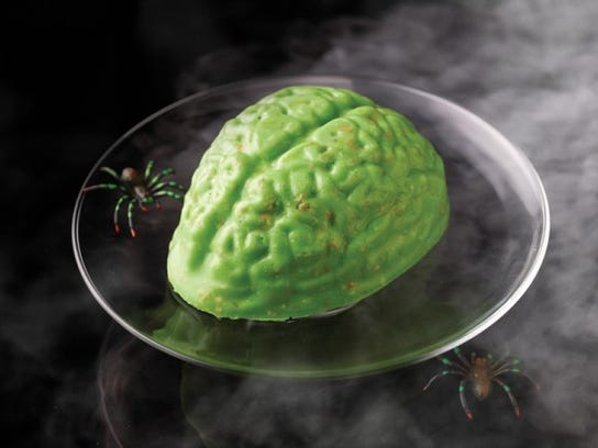 HalloweenFrankensteinBrain photo from jello -600x420
