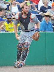 The thought that Bryan Holaday would be the Tigers' No. 2 catcher behind James McCann going into 2016 was short-lived.