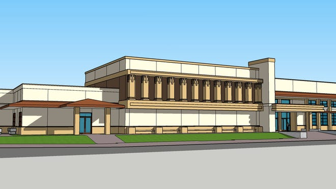 Ave Maria University plans to build a new $11 million academic building in honor of Mother Teresa of Calcutta that will house the University's nursing program and provide venues for the performing arts.