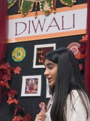Tara Nayak explains the origins of Diwali, a celebration of light over darkness, by Hindu, Sikhs, and Buddhists.