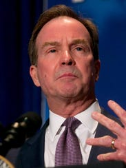 Michigan Attorney General Bill Schuette, Republican
