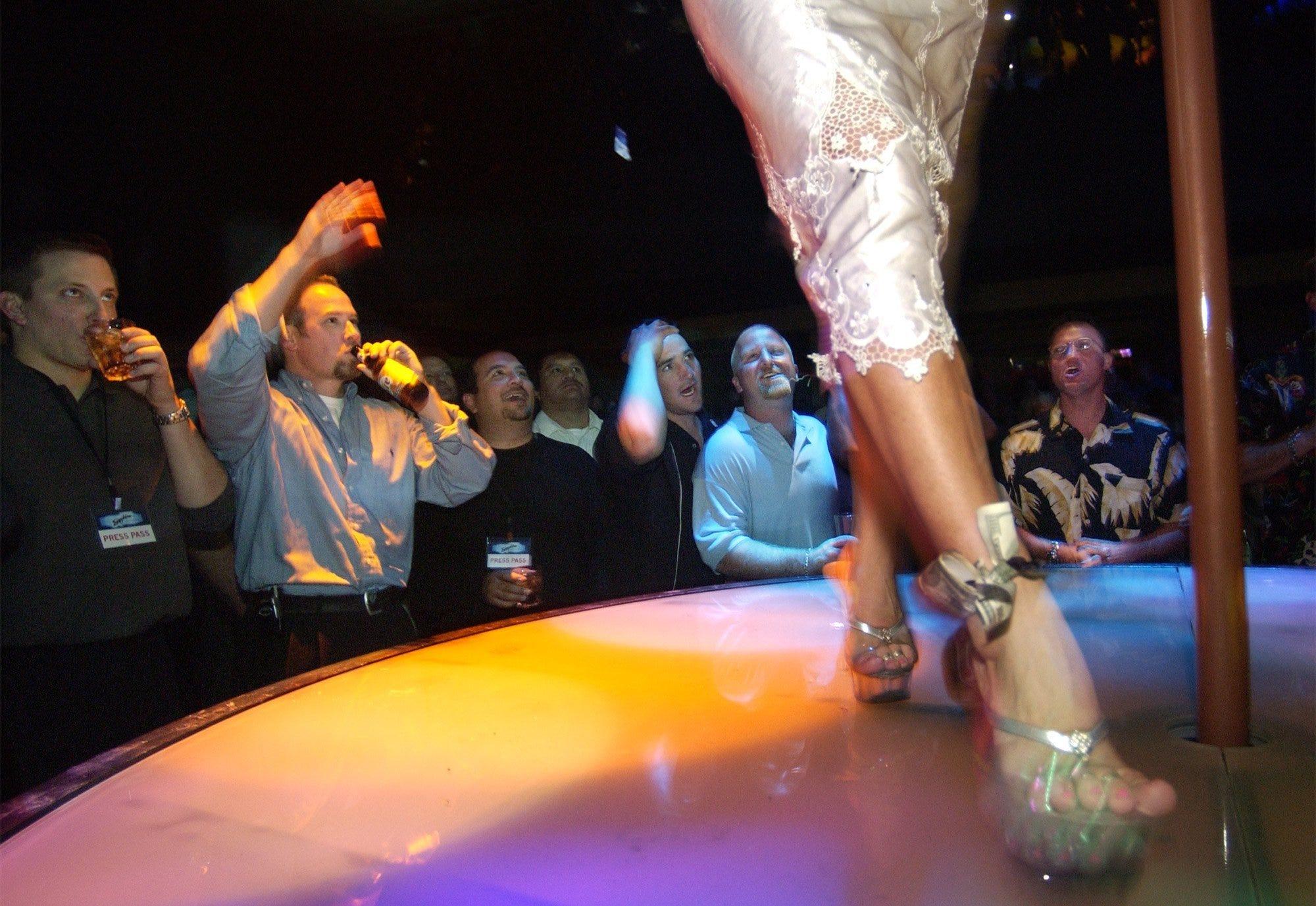 Reno strip club