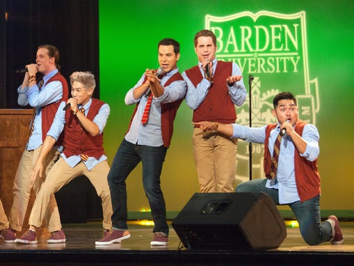 Are these groups 'Pitch Perfect'?  Are these group...