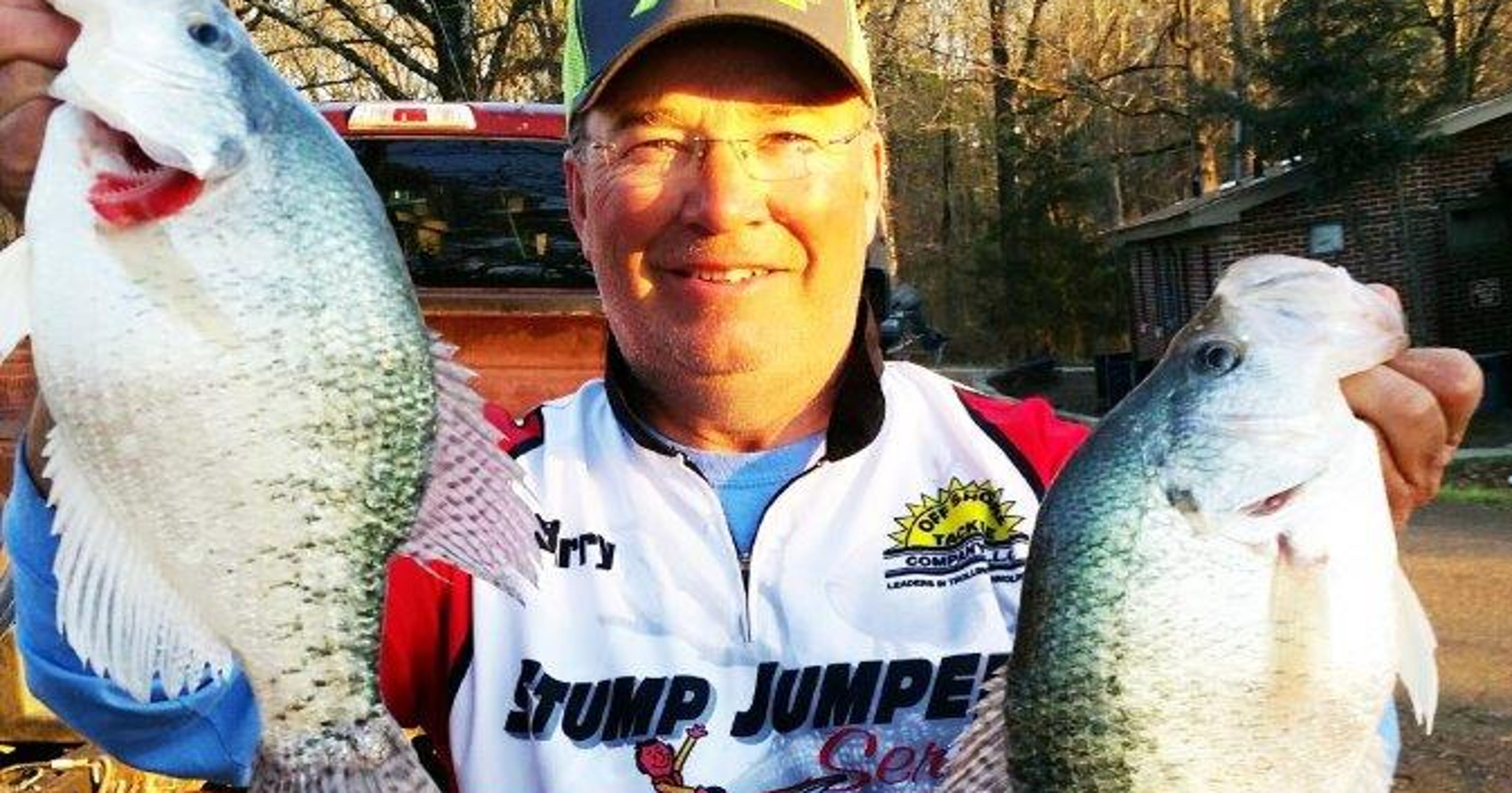 Experts To Teach Ut Crappie Fishing Course