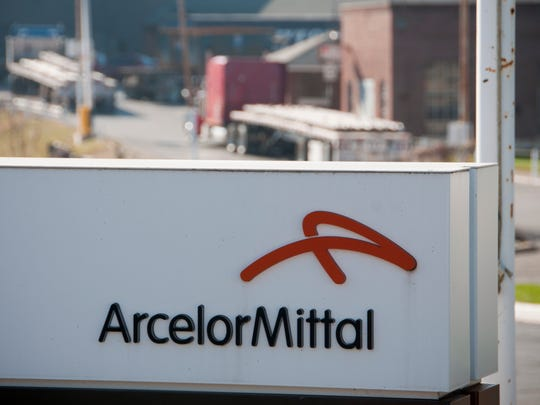 ArcelorMittal, Shelby division.