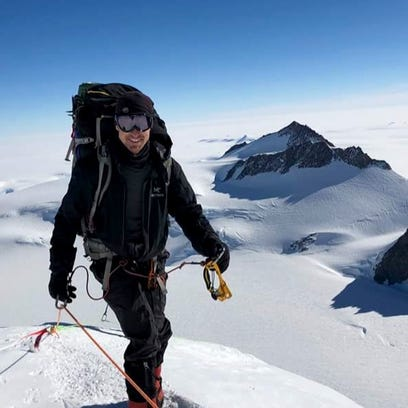 'It starts with one,' says Scottsdale firefighter who scaled 8 of the world's tallest summits