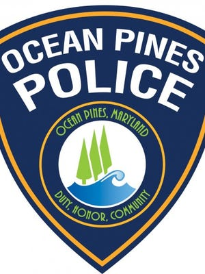 Shield of the Ocean Pines Police Department