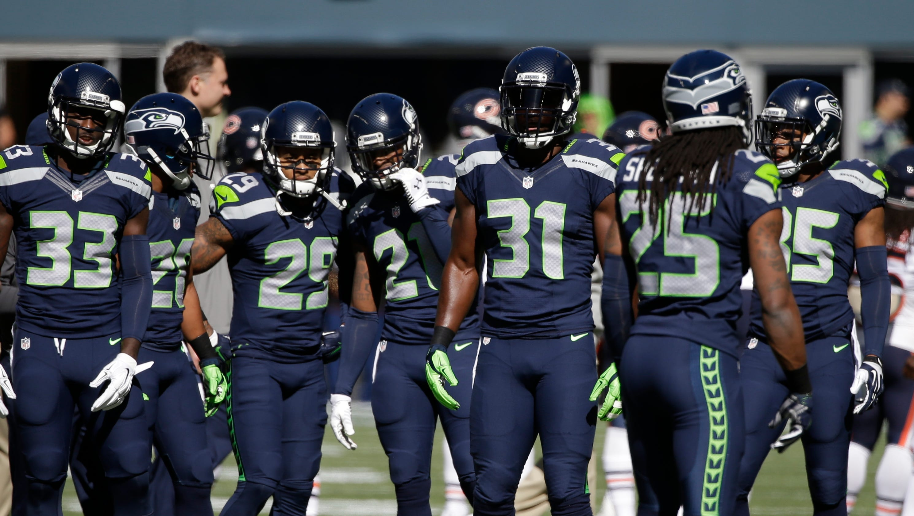 Scouting The Seahawks Legion Of Boom Awaits Detroit Lions