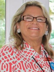 Becky Bruner, owner of a used-furniture store, is seeking a seat on the Stuart City Commission in the 2017 election.