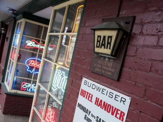 The Hotel Hanover, in Center Square, will be expanding their free Thanksgiving meals program in 2019 by delivering to those in need.