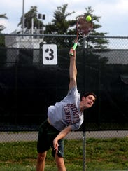 Ethan Jacobs of Clarkstown North High School, photographed