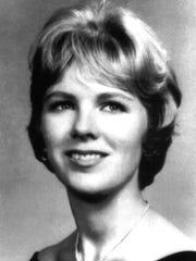 Mary Jo Kopechne in an undated photo.