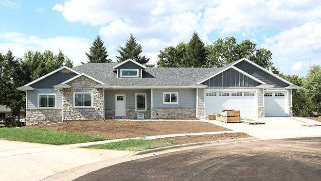 This house in Brandon is on the fall Parade of Homes this weekend and next.