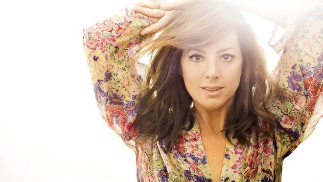 Canadian singer-songwriter Sarah McLachlan will perform June 24 at Harveys Lake Tahoe.