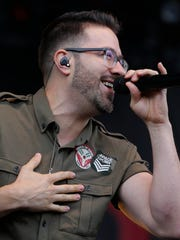 Danny Gokey opens for TobyMac at the UW-Milwaukee Panther