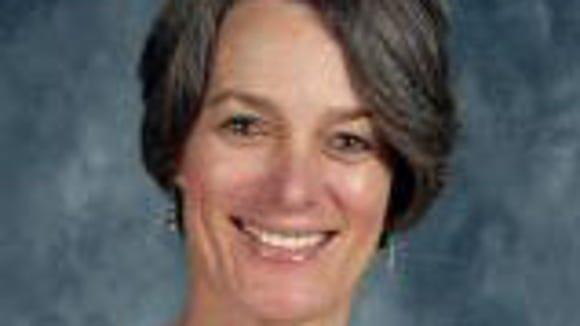 ZMS Principal Kathy House