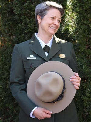 """Julia Washburn, National Park Service Associate Director for Interpretation, Education, and Volunteers, will give a talk """"Achieving Relevance: A Vision for the Next 100 Years of National Park Service Interpretation and Education"""" on Thursday, Nov. 3 as part of """"NMSU Celebrates the National Parks"""" lecture series."""