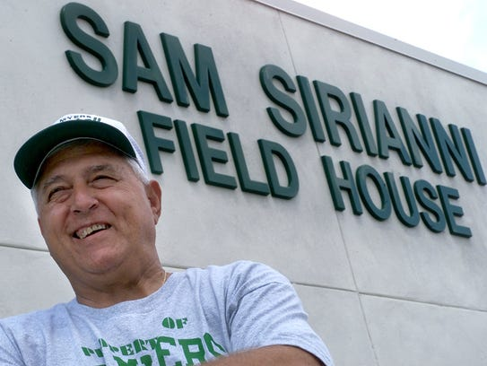 Sam Sirianni, the long time head coach of the Fort