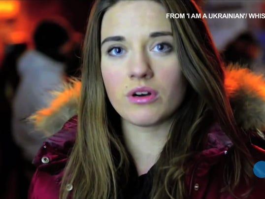 """""""I am a Ukrainian"""" viral video"""