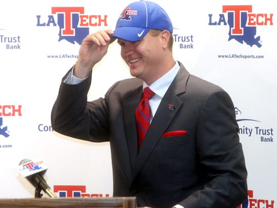Louisiana Tech athletic director has added more academic