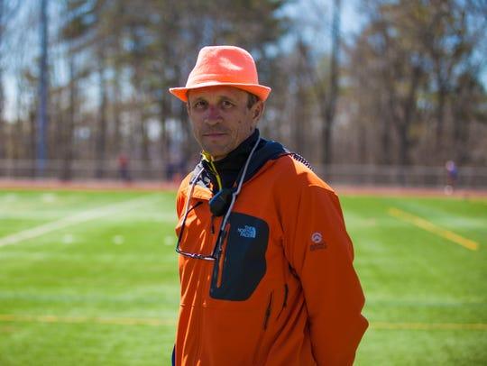 Czech native Pavel Dvorak has brought Vermont track