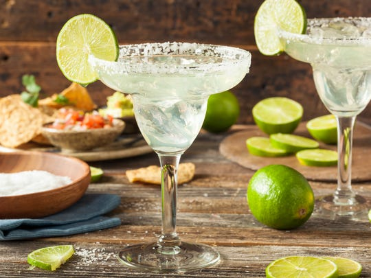 Margarita specials abound on Cinco de Mayo.