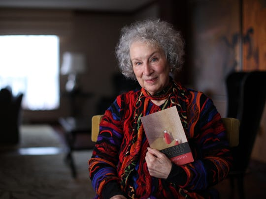 "Author Margaret Atwood appears in ""The Great American"