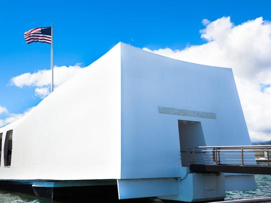 """5. USS Arizona Memorial, Honolulu: A solemn and respectful tribute to the lives lost in the Dec. 7, 1941, attack on Pearl Harbor, this memorial is situated above the sunken hull of the USS Arizona. """"Learning about the history from a book and actually standing over the sunken ship containing our fallen soldiers are totally different things. This is sobering, thought-provoking, and memorable,"""" offered a TripAdvisor reviewer. Experience: Deluxe Arizona Memorial and Historical City Tour: https://www.tripadvisor.com/AttractionProductDetail-g29222-d11463119-Deluxe_Arizona_Memorial_and_Historical_City_Tour-Oahu_Hawaii.html"""