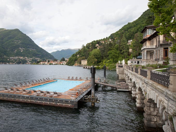 13 beautiful lakeside hotels around the world - Casta e diva ...