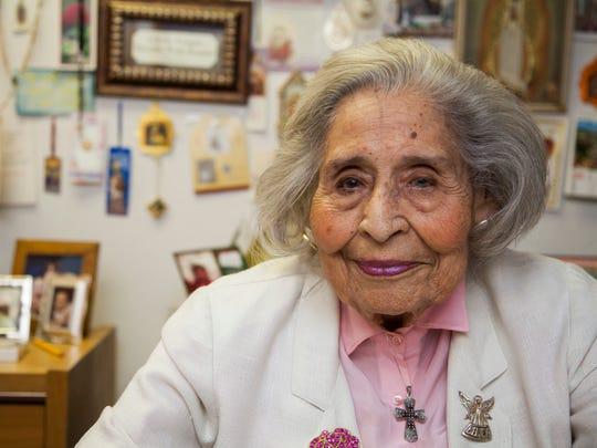 "Terri Cruz, considered the ""mother of Chicanos por la Causa,"" helped establish the Latino social-services agency in 1969."