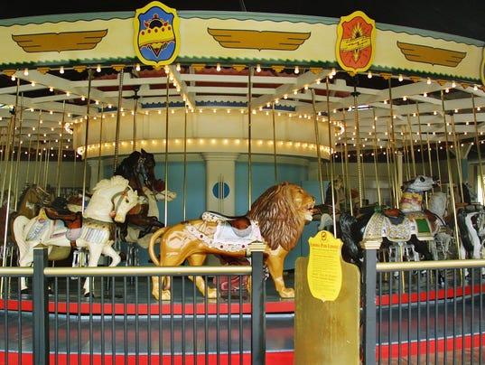 ELM Eldridge Park Carousel