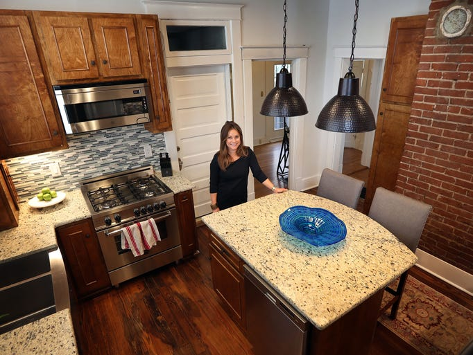 Crye-Leike agent Sarah Aylward talks about the selling