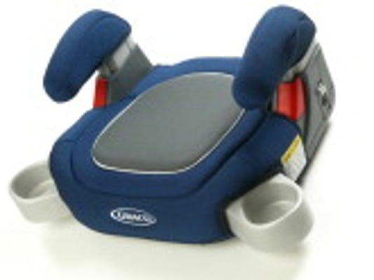 New Booster Seat Requirements In Effect As Of June 24