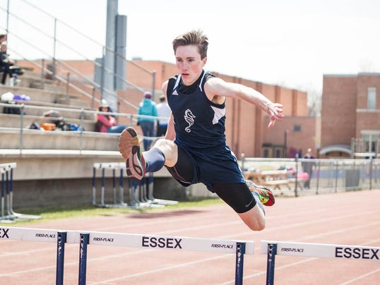 Essex Vacational track and field meet