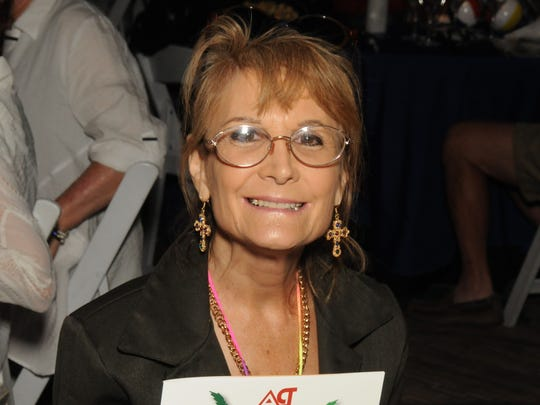 Norma Greer Fishkind, co-founder and inspiration for ACT for Multiple Sclerosis