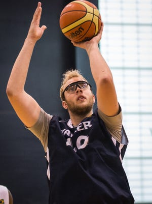 Matt Stainbrook and the Musketeers will be on TV for all 31 regular-season games.
