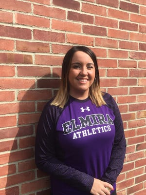 Julie Fielding, director of career services at Elmira College, plans to send donations to those affected by Hurricane Harvey.