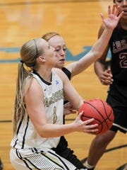 Anderson senior guard Heather Jankowy scored a career-high 24 points versus Newberry, hitting six 3-pointers in the first half.