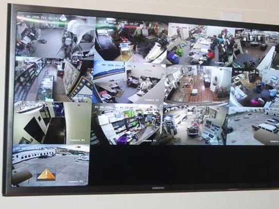 A security alarm monitoring system from ESA Security