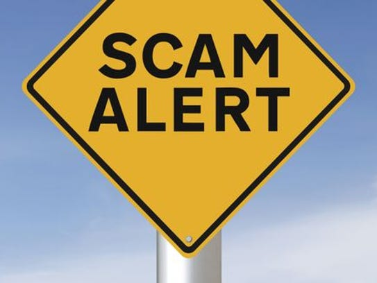 Residents should be aware of phone scams misrepresenting