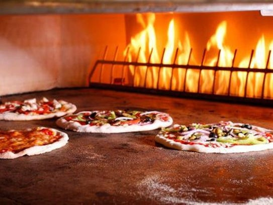 Your Pie in Clemson relies on brick over pizza made