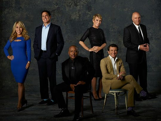 Shark Tank Official Photo